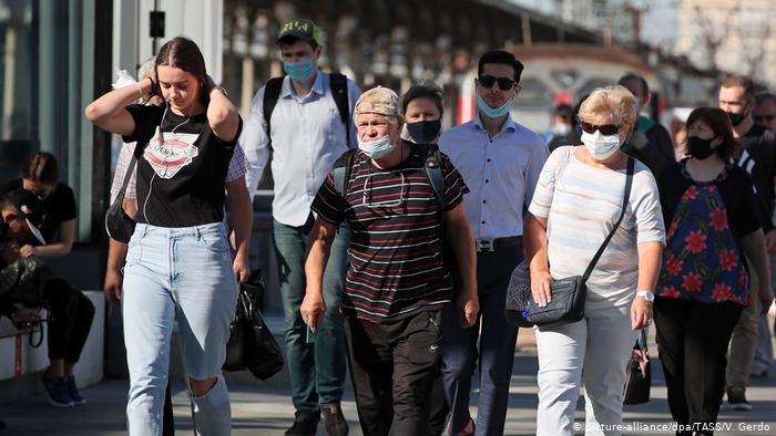 Путина попросили ввести локдаун из-за высокой смертности от коронавируса