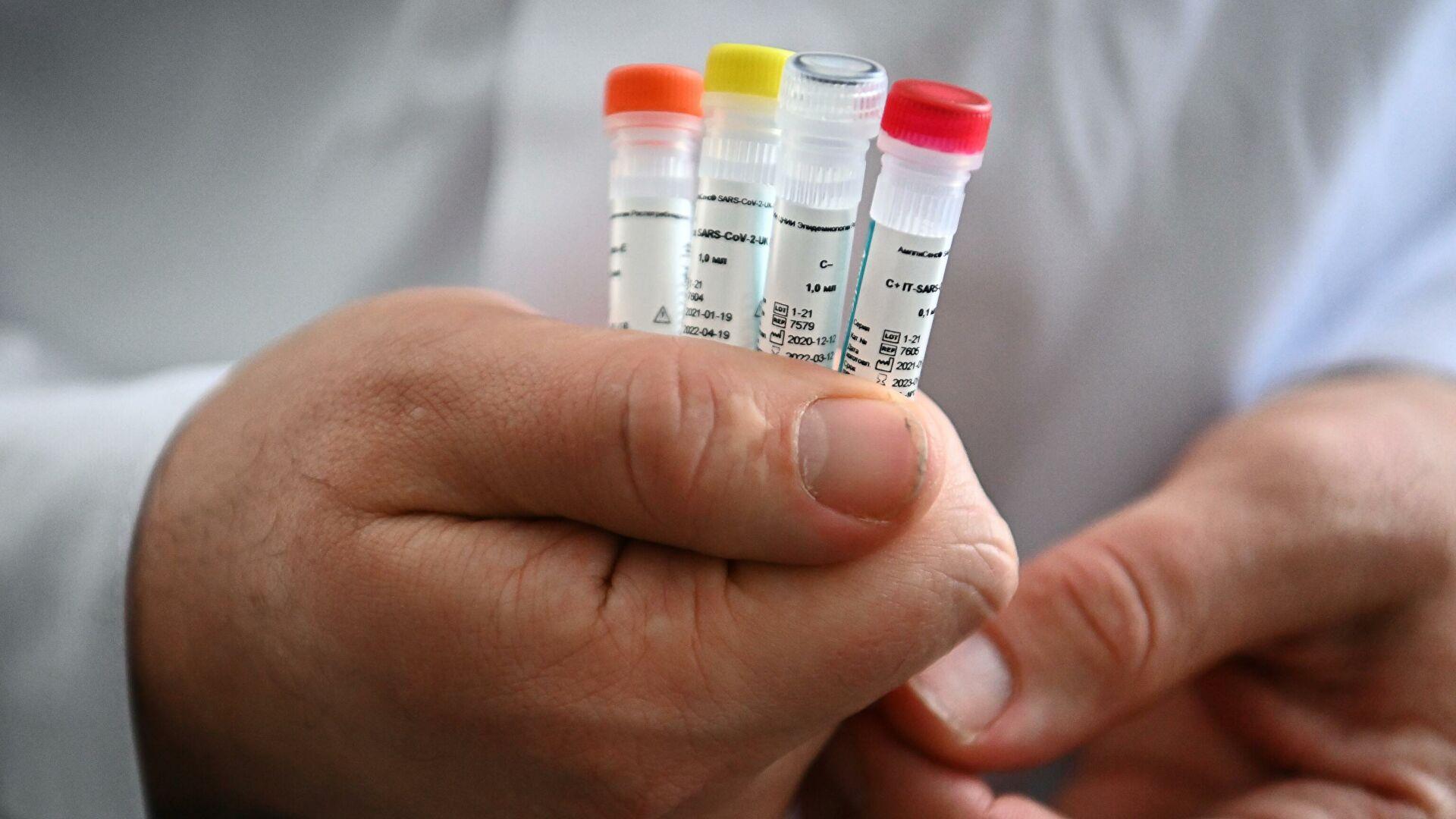 Врач предупредил о появлении суперштамма коронавируса
