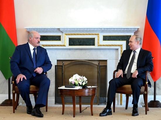Лукашенко наконец согласился на интеграцию с Россией