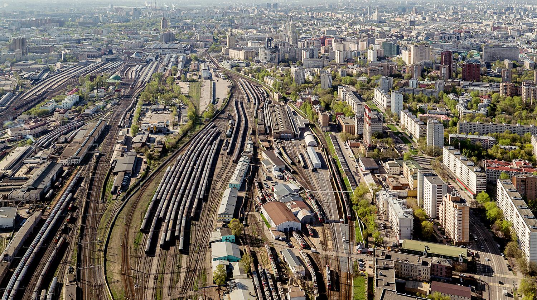 В Москве появится новый вокзал для скоростных поездов